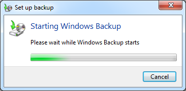 windows 7 backup and restore