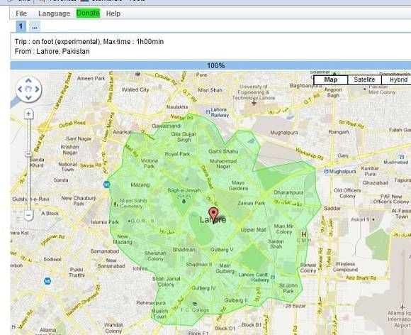 Cartoo1   Cartoo: Find Out How Far You Can Travel In A Given Amount Of Time