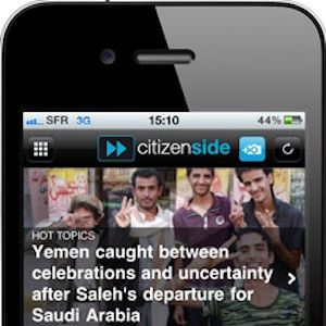 Get Paid For Your Citizen Journalism With Citizenside [Android & iPhone]