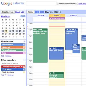 Adding Events To Google Calendar Via SMS (And More!)