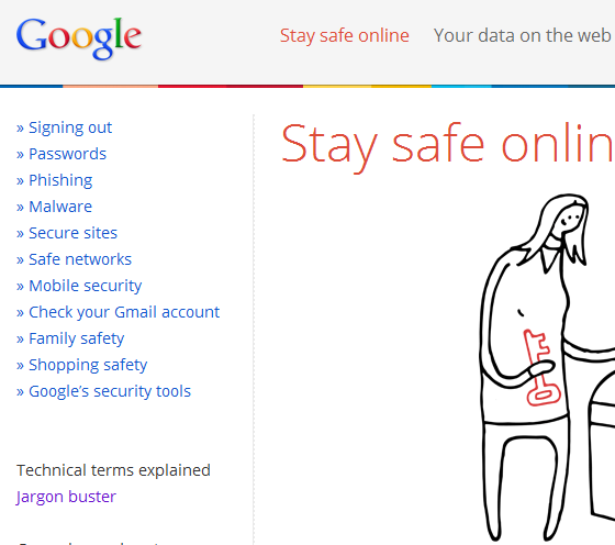 tips from google