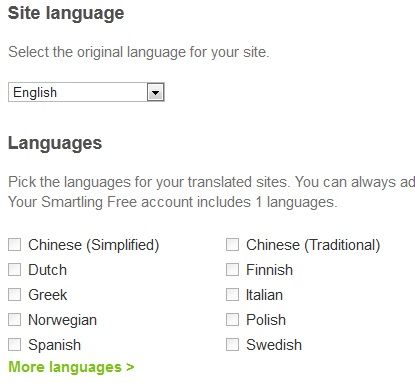 get your website translated