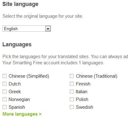 get your website translated