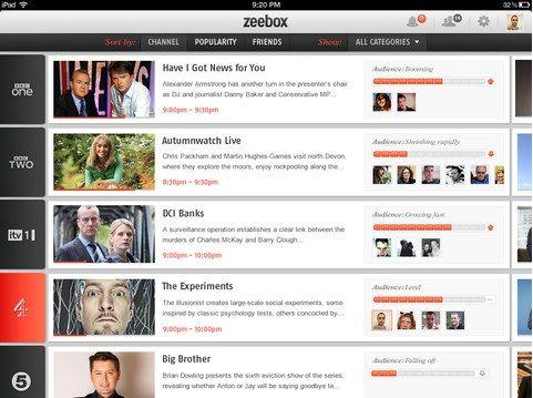 tv more social
