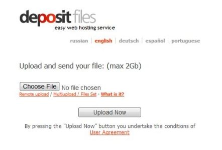 file sharing websites