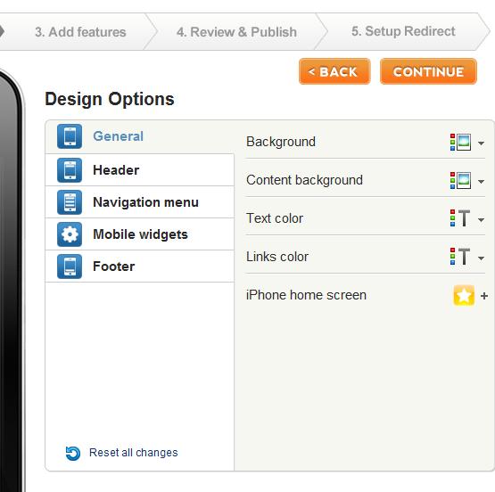 duda   DudaMobile: Easily Convert Your Website Into A Mobile Site