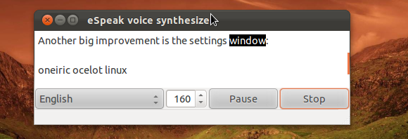 Give Your Computer A Voice With eSpeak [Windows & Linux]
