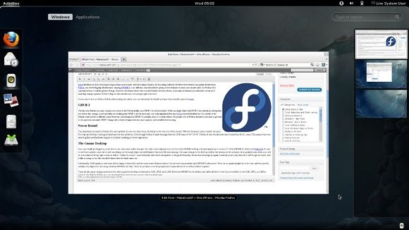 3 Reasons Why Gnome Shell Is Better Than Ubuntu's Unity [Opinion] fedora16 activities