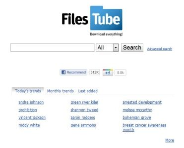 file sharing networks
