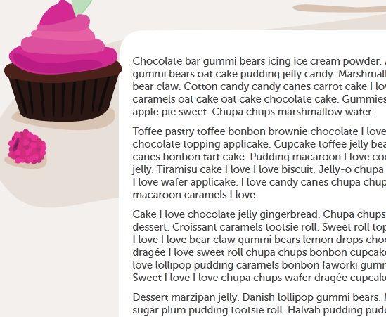 cupcakeipsum