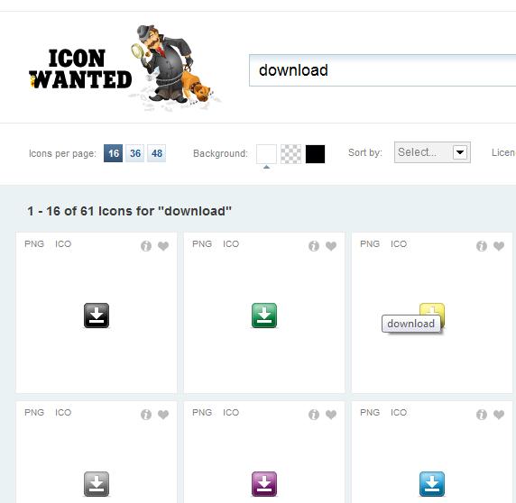 iconwanted