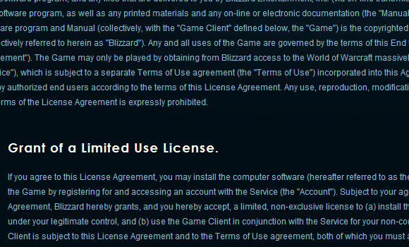 what is an end user license agreement eula?