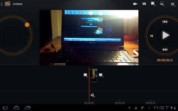 mobile movie editor software