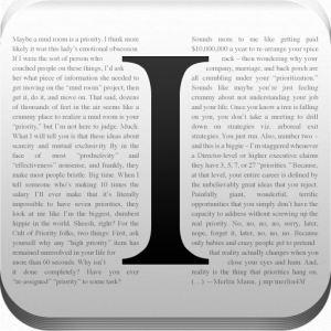 Instapaper Gets A Huge Update On iOS Devices [News]
