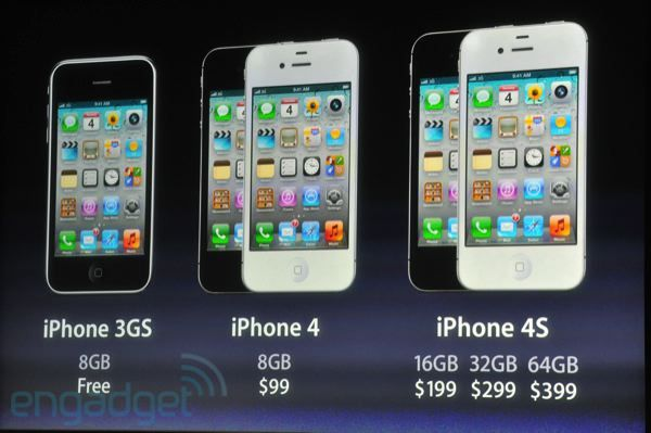 Apple Officially Announces iPhone 4S - Features, Price & Release Date [News] iphone5apple2011liveblogkeynote1590