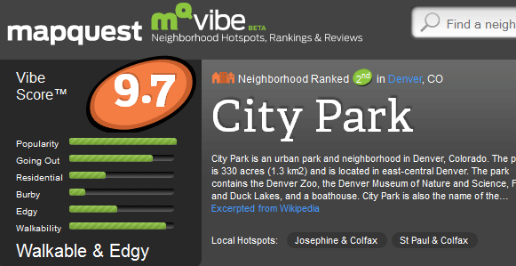 ratings of local businesses