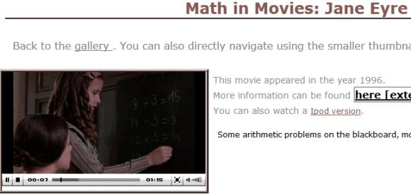 mathmovies