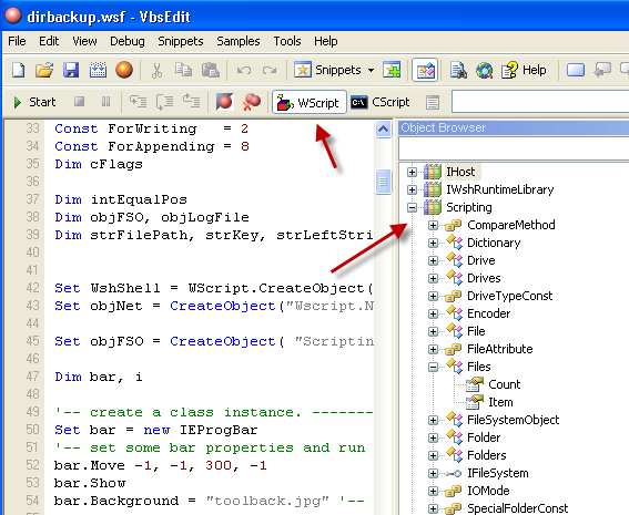 使用VbsEdit更轻松,更快地编写VBWindows脚本| win7激活码win7旗舰版密钥