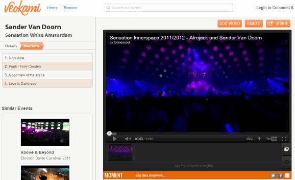 watch concert videos