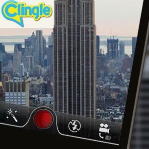 Share Audio & Video With Your Friends When You Check In At Places With Clingle [iPhone & Android]