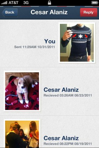 send video messages iphone