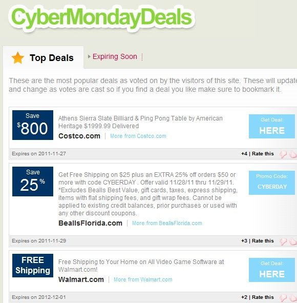 best cyber monday offers