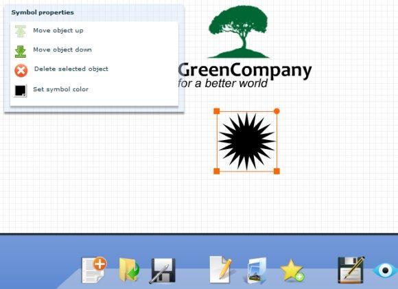 logos in chrome