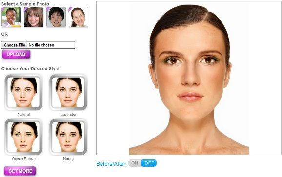 Makeup   Perfect365: Airbrush Your Photos With Inexplicable Ease