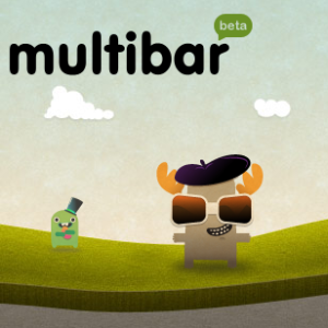 Multibar – An Eyecatching & Multifunctional Application Dock [Windows]