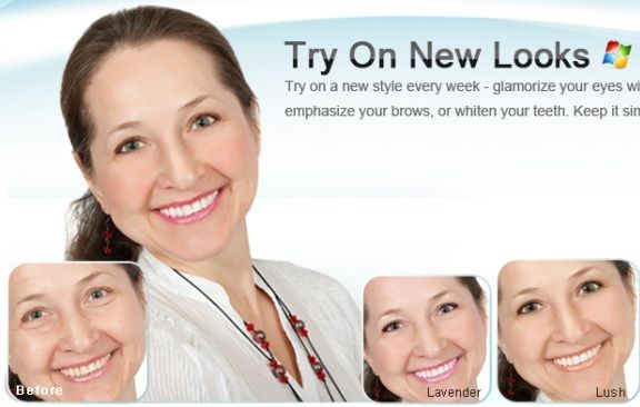 Newlooks   Perfect365: Airbrush Your Photos With Inexplicable Ease