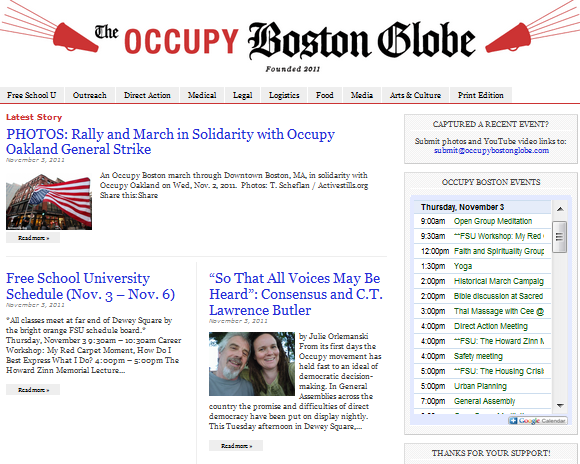 10 Occupy Movement Websites You Have To Check Out Occupy8