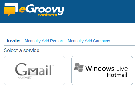 eGroovy Contacts: Automatically Update Your Contacts List When A Contact Changes His Information egroovy2