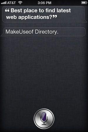iFakeSiri   iFakeSiri: Create Fake Siri Conversations