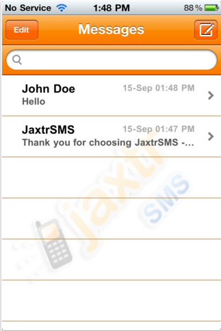 send free text messages to any mobile