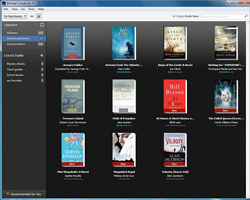 ebook readers for pc