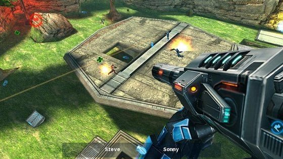 android shooter app