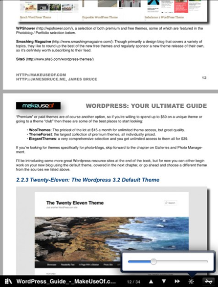 Read PDFs On The Go: 6 Free PDF Readers for iPad pdfmade ipad