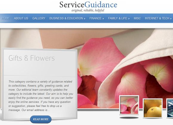serviceguidance
