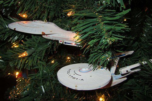 8 Geeky Ornaments For Your Christmas Tree