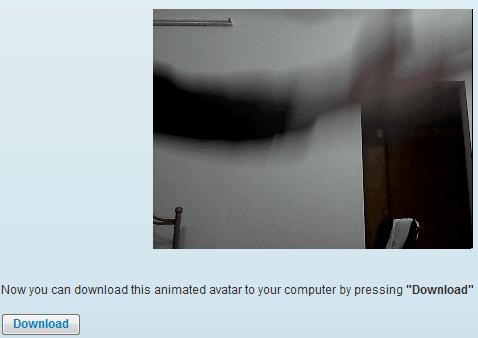 webcam avatar   WebCam Avatar: Create Animated GIF Avatars Through Your Webcam