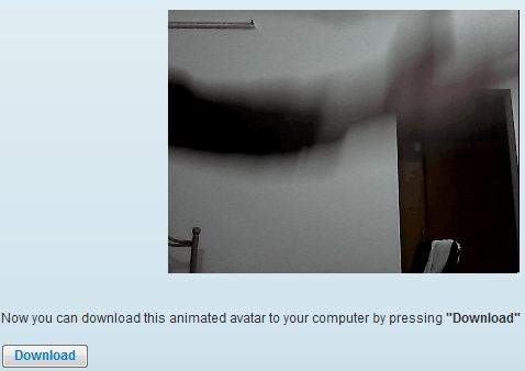 webcam avatar   WebCam Avatar: Create Animated GIF Avatars Through Your Webcam