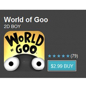 World Of Goo Comes To Android, Discounted Until December 5th [News]