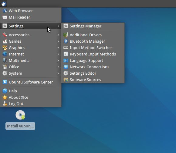 lightweight linux desktop environment