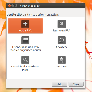 Y PPA Manage: A GUI For Managing Ubuntu PPAs [Linux]