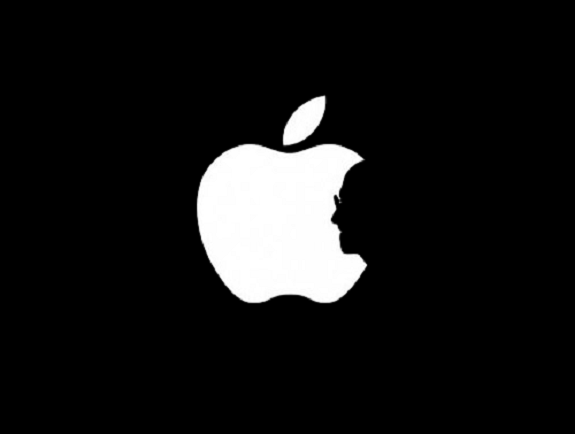 Is Apple's Downward Spiral Inevitable Without Jobs? Apple Logo Steve Jobs