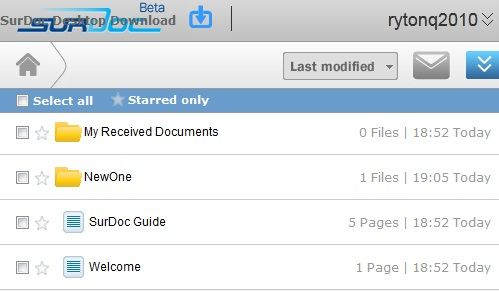Beta   SurDoc: Ensure The Safety Of Your Digital Documents By Backing Them Up Online