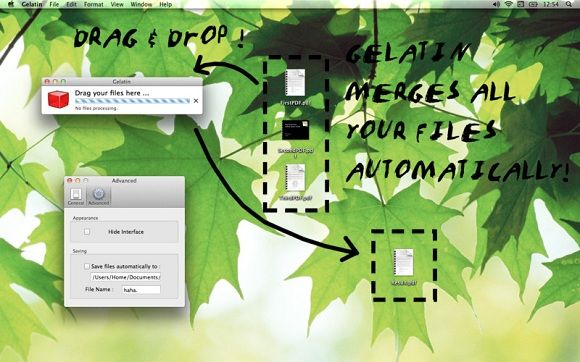 merge different pdf files into one