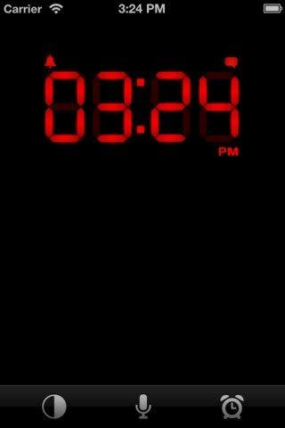 customizable alarm clock