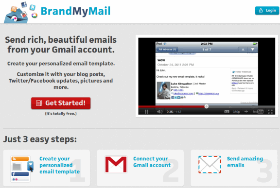 rich email templates