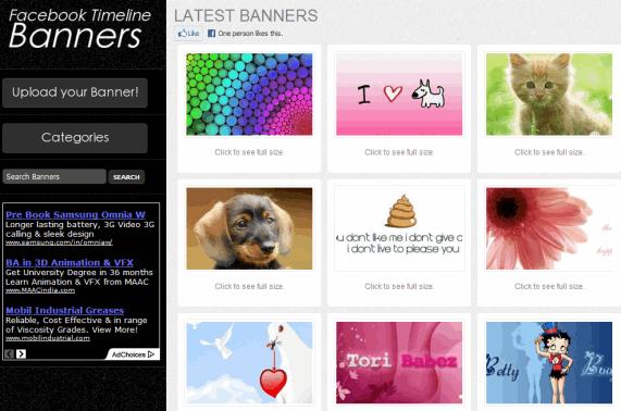facebooktimelinebanners1   Facebook Timeline Banners: Collection Of Banner Images For Your Facebook Timeline